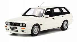 OttOmobile Miniatures - BMW  - otto238 : BMW E30 Touring M Pack *Resin Serie*, white
