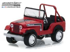 Jeep  - CJ-5 Renegade  1974  - 1:64 - GreenLight - 29936 - gl29936 | The Diecast Company