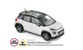 Citroen  - 2017 pearl black - 1:43 - Norev - nor155327 | The Diecast Company