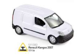 Norev - Renault  - nor511382 : 2007 Renault 2007, white