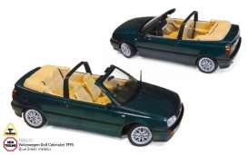 Volkswagen  - 1995 blue green metallic - 1:18 - Norev - nor188431 | The Diecast Company