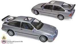 Norev - Ford  - nor182770 : 1986 Ford Sierra RS Cosworth, grey melallic