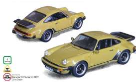 Porsche  - 1977 olive green - 1:18 - Norev - nor187575 | The Diecast Company
