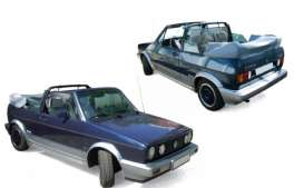Volkswagen  - 1992 blue metallic - 1:18 - Norev - nor188404 | The Diecast Company