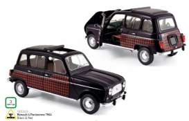 Renault  - 1964 black/red - 1:18 - Norev - nor185242 | The Diecast Company