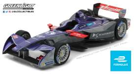 Formula E  - 2018  - 1:18 - GreenLight - gl18113 | The Diecast Company