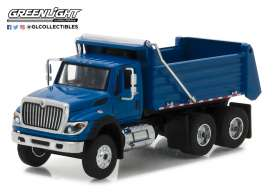 International  - 2017 blue - 1:64 - GreenLight - gl45030A | The Diecast Company