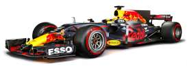 Maisto - Red Bull Racing   - mai81219V : RC 2017 Red Bull RB13 Max Verstappen (no batteries included)