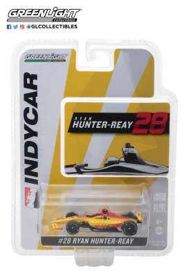 Honda  - 2018 yellow/red - 1:64 - GreenLight - 10800 - gl10800 | The Diecast Company
