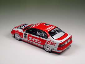 Toyota  - 1994 red/white - 1:24 - Beemax - bmx24013 | The Diecast Company