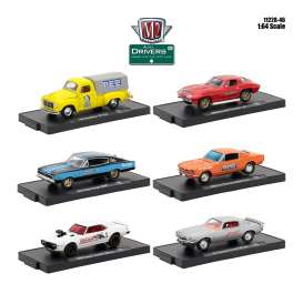 Assortment/ Mix  - various - 1:64 - M2 Machines - M2-11228-46 | The Diecast Company