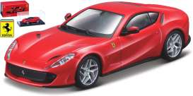 Ferrari  - 2017 red - 1:43 - Bburago - bura36908R | The Diecast Company