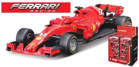 Ferrari  - 2018 red - 1:43 - Bburago - bura36809R | The Diecast Company
