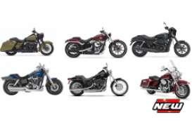 Harley-Davidson 2018 Forty-Eight Special 1:18 Modell von maisto