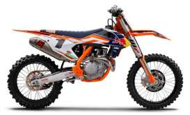 KTM  - Supercross  orange/black - 1:6 - Maisto - mai32227 | The Diecast Company