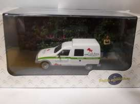 Citroen  - white - 1:43 - Magazine Models - PU10 - magPU10 | The Diecast Company