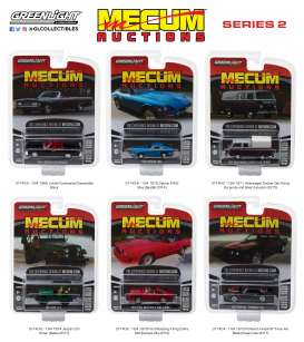 Assortment/ Mix  - various - 1:64 - GreenLight - 37140 - gl37140 | The Diecast Company