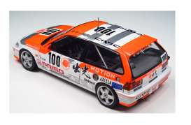 Honda  - EF9 Civic Gr.A *Motion* 1992 red/white - 1:24 - Beemax - bmx24018 | The Diecast Company