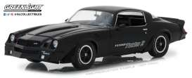 Chevrolet  - Z/28 Yenko Turbo Z 1981  - 1:18 - GreenLight - 13519 - gl13519 | The Diecast Company