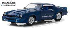 Chevrolet  - Z/28 Yenko Turbo Z 1981  - 1:18 - GreenLight - 13520 - gl13520 | The Diecast Company