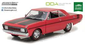 Chrysler  - 1970 red/black - 1:18 - GreenLight - gl18007 | The Diecast Company
