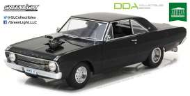Chrysler  - 1969 black - 1:18 - GreenLight - gl18008 | The Diecast Company