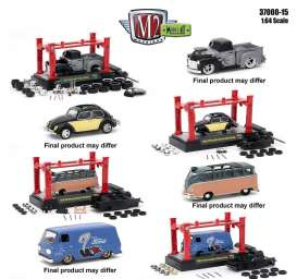 Assortment/ Mix  - various - 1:64 - M2 Machines - M2-37000-15 | The Diecast Company