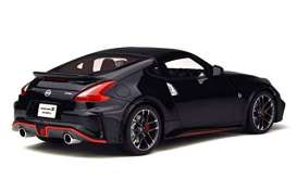 Nissan  - Fairlady Z Nismo  black/red - 1:18 - GT Spirit - KJ002 - GTKJ002 | The Diecast Company