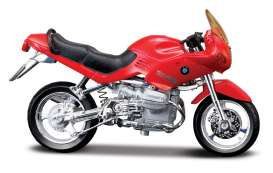 Maisto - BMW  - mai307 : 1/18 BMW R1100RS, red