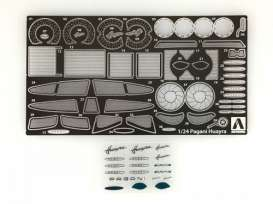 Aoshima - Pagani  - abk11092 : 1/24 Pagani Huayra, Metal Photo Etch parts