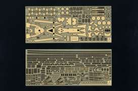 Aoshima - Boats  - abk15265 : 1/700 Battle Ship Yamato, Metal Photo Etch parts