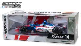 Chevrolet  - 2018 white/red/blue - 1:18 - GreenLight - 11024 - gl11024 | The Diecast Company