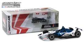 Honda  - 2018 blue/white - 1:18 - GreenLight - 11027 - gl11027 | The Diecast Company