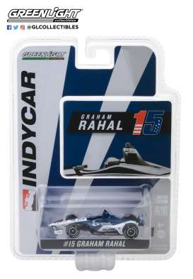 Honda  - 2018 blue/white - 1:64 - GreenLight - 10804 - gl10804 | The Diecast Company