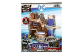 Jada Toys - Figures diorama - jada84410 : Nano Scane *Batcave* good for all the Jada Toys Metal Nano figures.