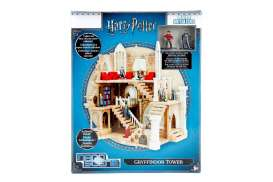 Jada Toys - Figures diorama - jada84415 : Nano Scene *Hary Potter Gryffindor Tower* good for all the Jada Toys Metal Nano figures.