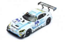 Mercedes Benz  - 2016  white/blue - 1:43 - IXO Models - ixGTM112 | The Diecast Company