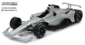 GreenLight - Chevrolet  - gl11023 : 2018 Chevrolet Dallara Universal Aero Kit Tes  *Indy Car*