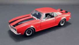 Chevrolet  - 1967 red/black - 1:18 - Acme Diecast - acme1805711 | The Diecast Company