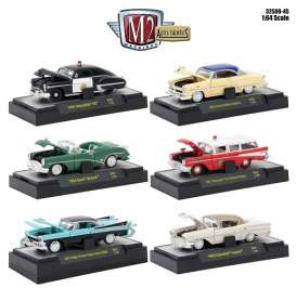 Assortment/ Mix  - various - 1:64 - M2 Machines - M2-32500-45 | The Diecast Company