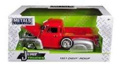 Chevrolet  - 1951 red - 1:24 - Jada Toys - 97229r - jada97229r | The Diecast Company