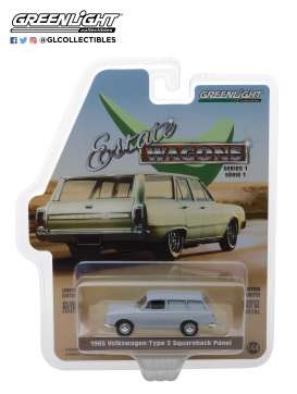 Volkswagen  - 1965 black - 1:64 - GreenLight - 29910C - gl29910C | The Diecast Company