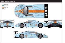 Maserati  - light blue/orange - 1:24 - Motor Max - mmax79643 | The Diecast Company