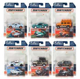Assortment/ Mix  - 2017 various - 1:64 - Matchbox - mbFHY45 | The Diecast Company