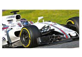 Williams Martini - 2017  - 1:43 - Minichamps - mc417172018 | The Diecast Company