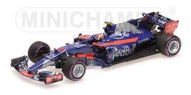 Scuderia Renault - STR12 2017 blue/red - 1:43 - Minichamps - 417171810 - mc417171810 | The Diecast Company