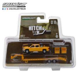 Chevrolet Trailer - Silverado 2015  - 1:64 - GreenLight - 32130B - gl32130B | The Diecast Company