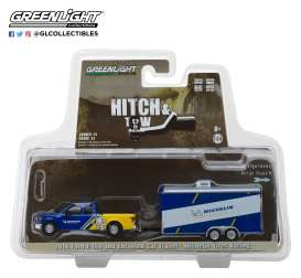 Ford Trailer - F-150 2016  - 1:64 - GreenLight - 32130C - gl32130C | The Diecast Company