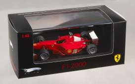 Ferrari  - 2000 red - 1:43 - Hotwheels Elite - mvp9943 - hwmvp9943 | The Diecast Company