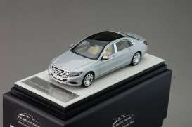 Mercedes Benz  - 2016 silver - 1:43 - Almost Real - ALM420103 | The Diecast Company